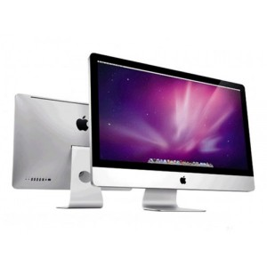 "APPLE iMac A1225 24"" 3,06GHz 4GB 2TB"