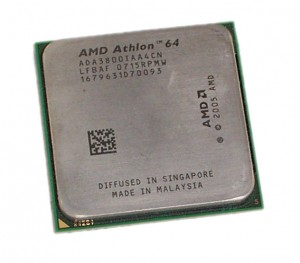 AMD Athlon 64 3800+ ADA3800IAA4CN 2.4GHz 512KB FV